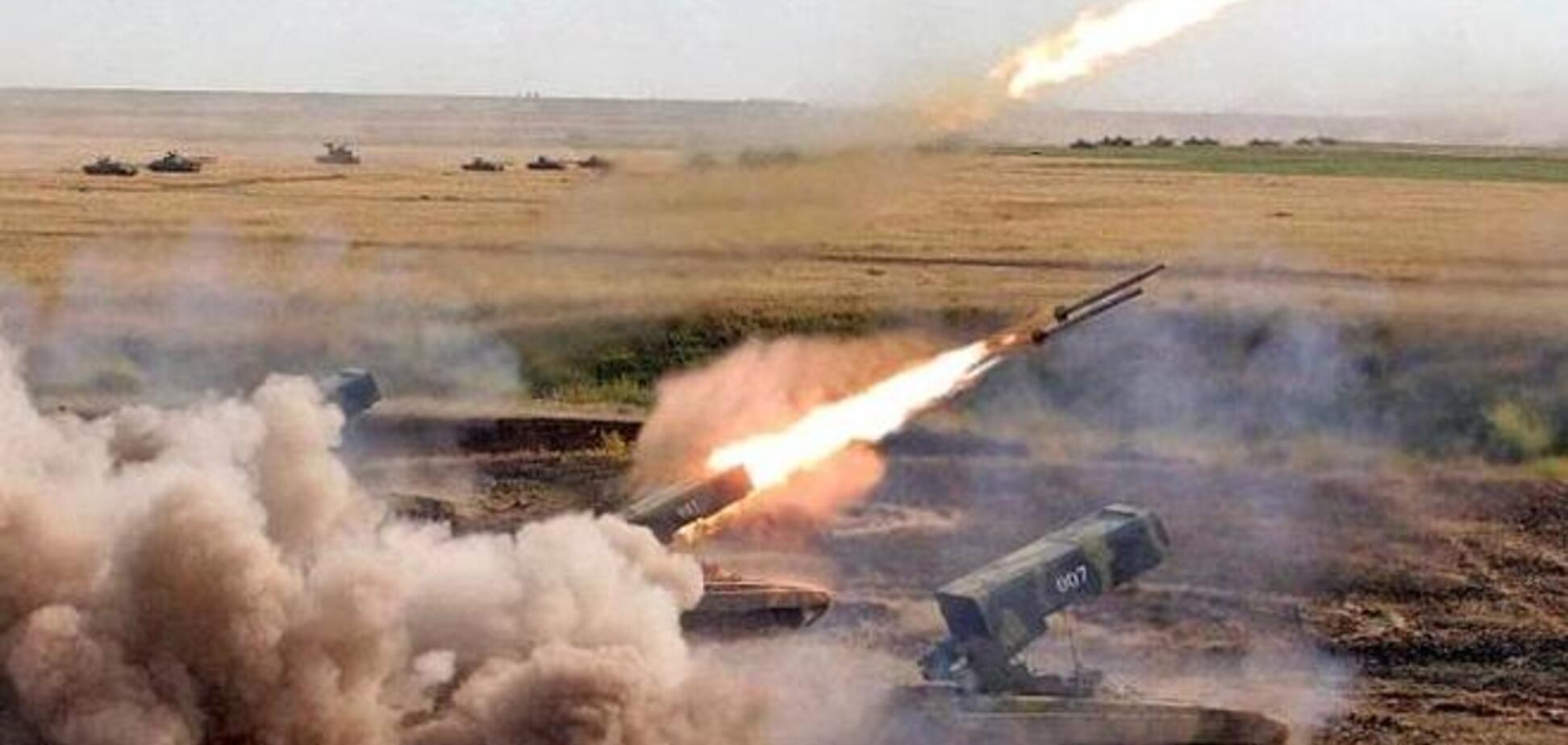 Вогнемет 'Буратіно' не захотів стріляти в присутності Путіна