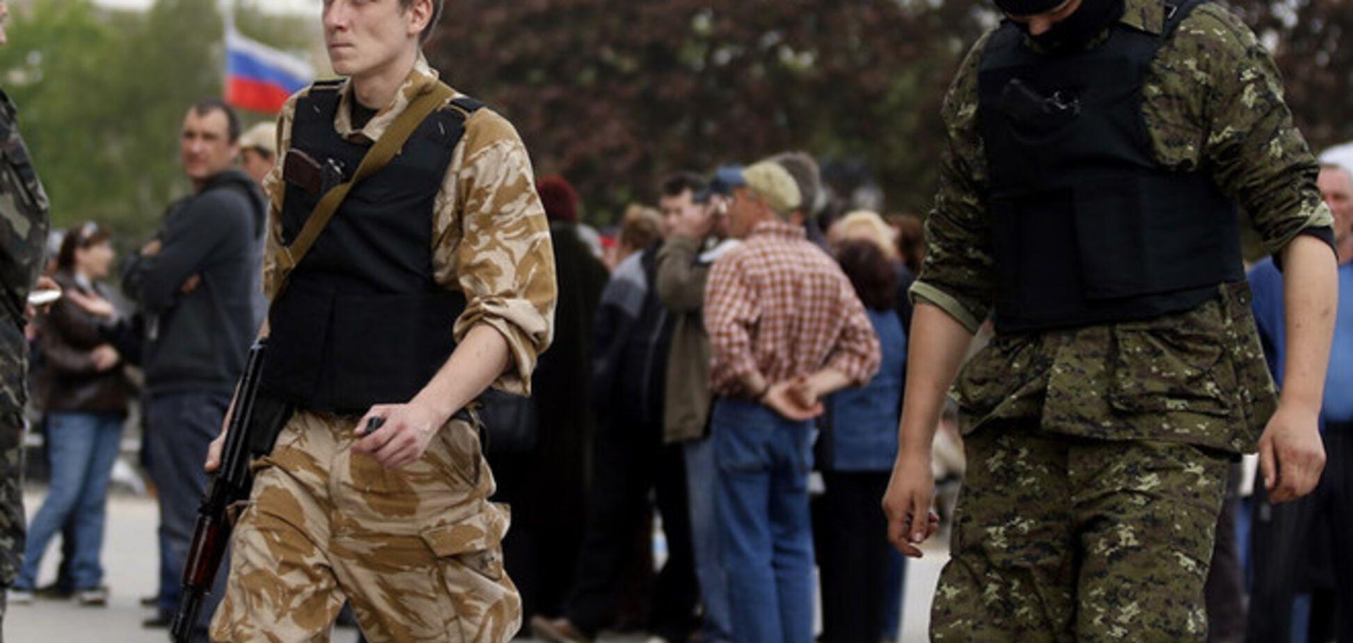 В Краматорске и Славянске остается угроза терактов - Наливайченко
