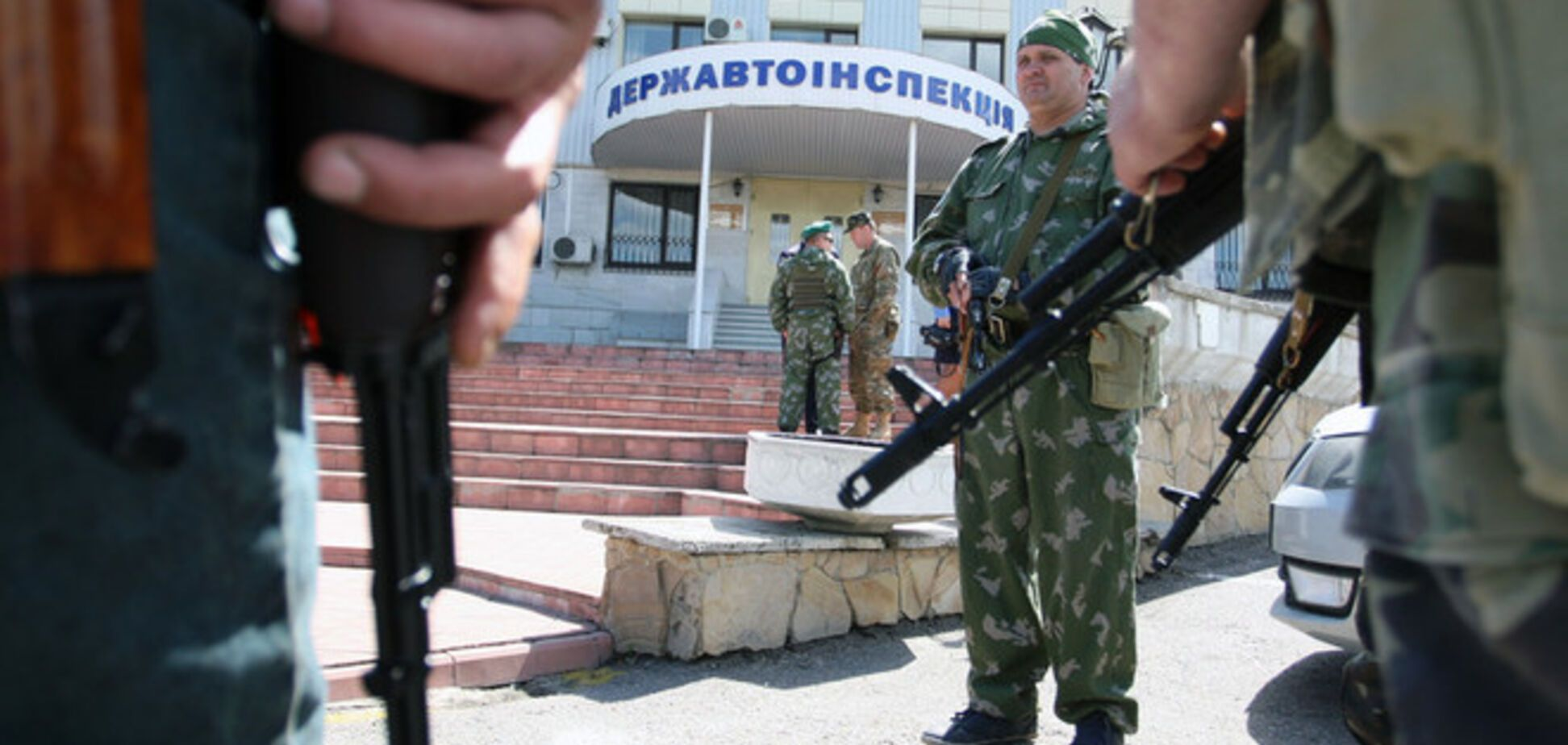 Після походу в міліцію зник житель Краматорська, який допомагав української армії