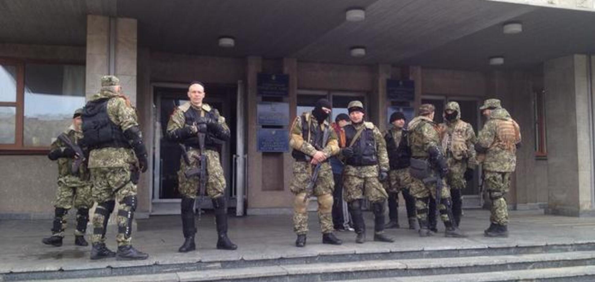 Жителі Слов'янська просять звільнити місто від терористів - джерело