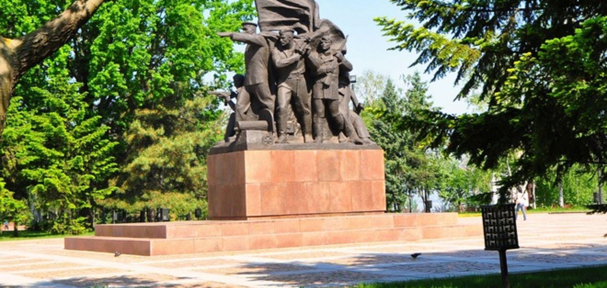 У Миколаєві затримано проросійські терористи, що планували вибухи 9 травня