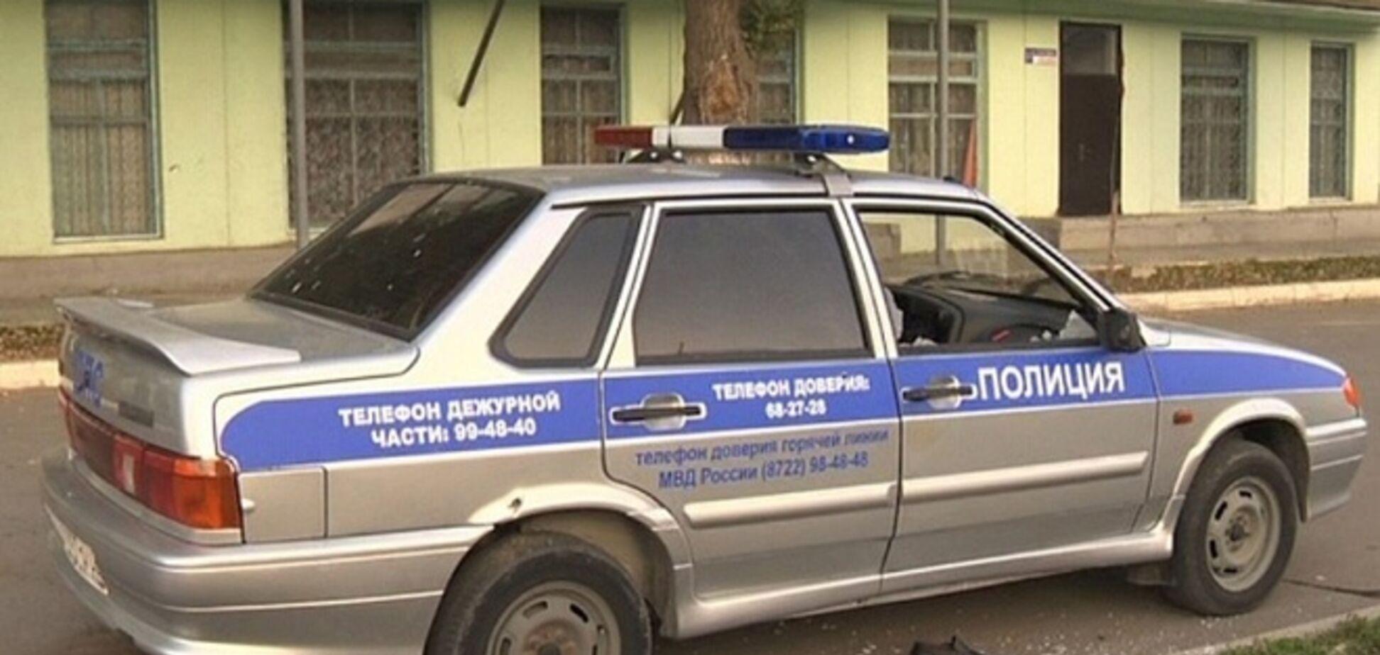 У Росії в перестрілці поліцейських з терористами поранений мирний житель