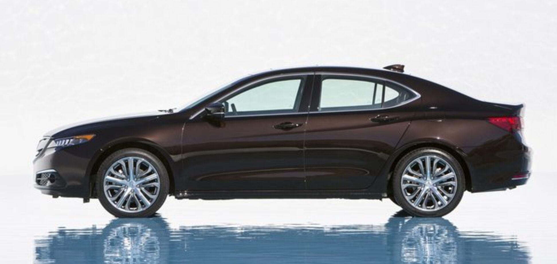 В США показали новый седан от Акура
