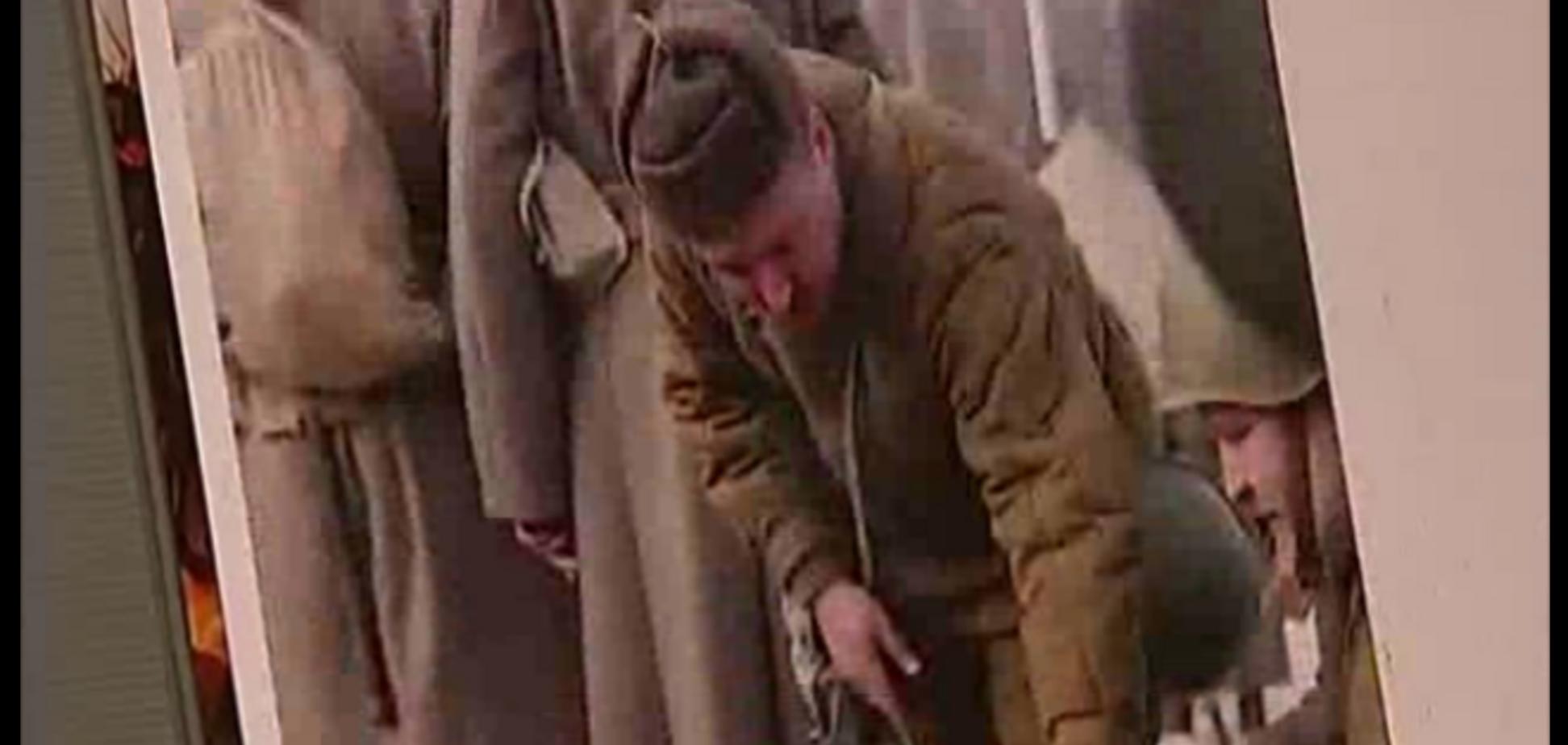 Террорист Гиркин любит пулемет 'Максим', георгиевскую ленту и не пьет