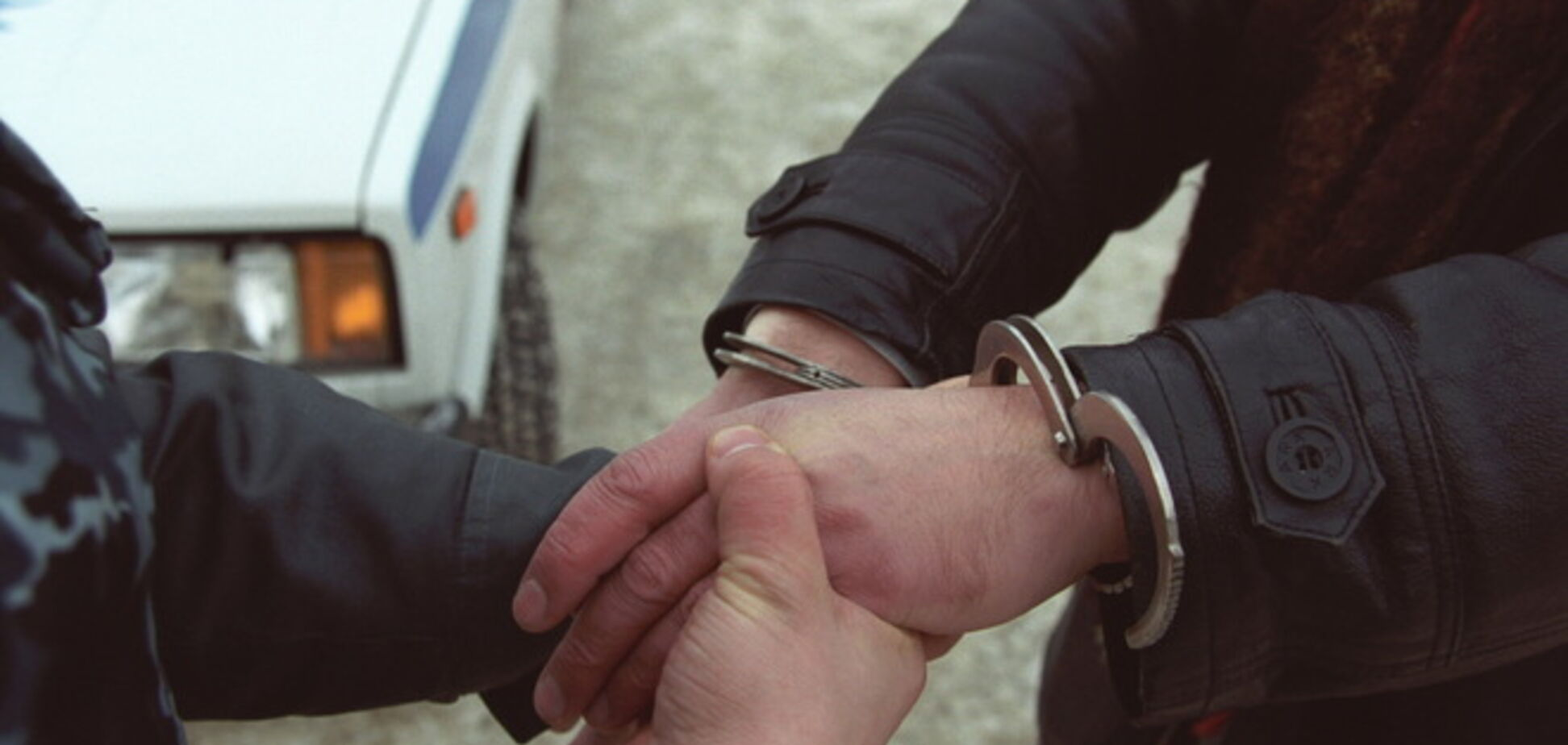Держприкордонслужба затримала латвійця, якому заборонено в'їзд в Україну за участь у протистоянні в Криму