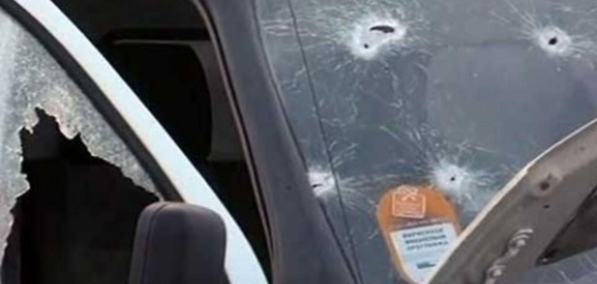 На Полтавщині невідомі напали на конвой, що перевозив терористів: є жертви