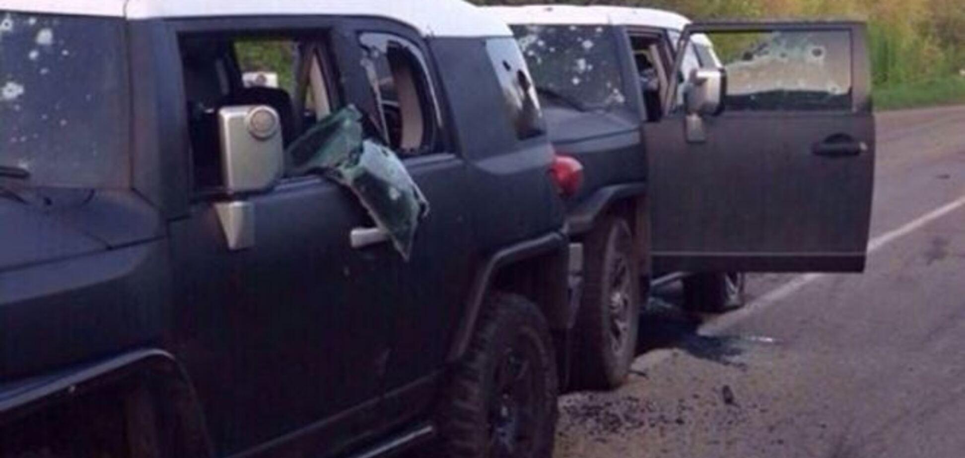 Девочка, чью семью расстреляли террористы на Луганщине, получила ранение головы - журналист