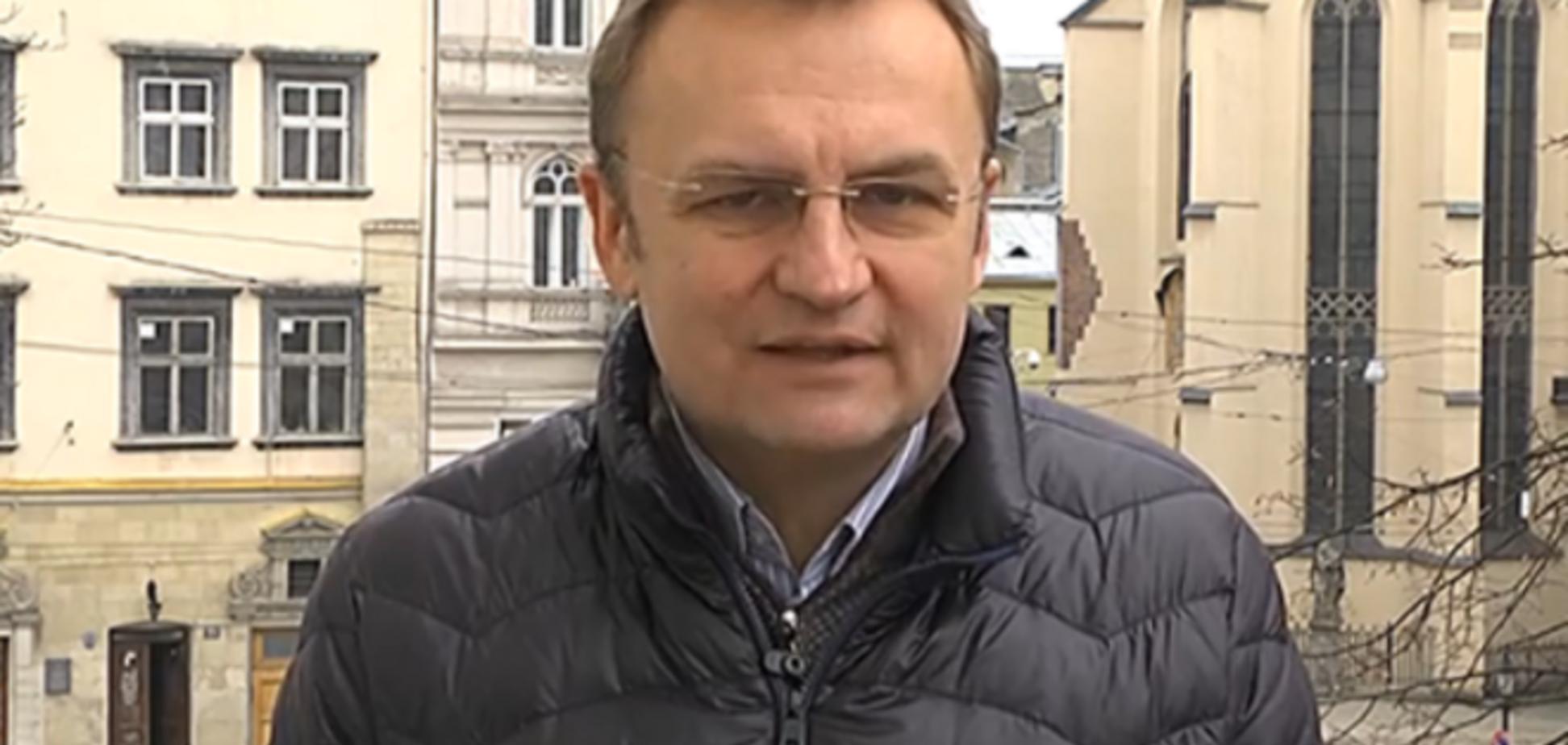 Мер Львова запросив на реабілітацію шахтарів, яких катували донецькі терористи