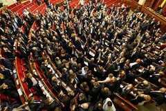 ГПУ завела дело на Калетника и Олийныка за голосование за 'законы 16 января'