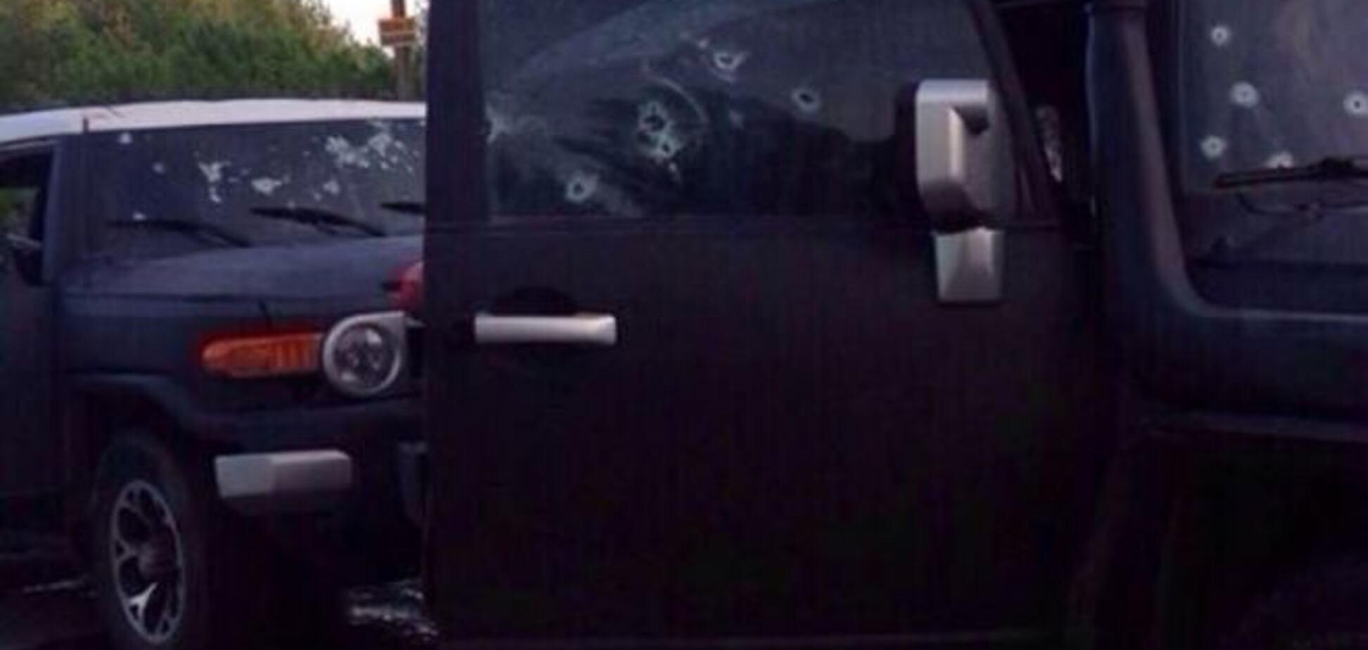 Террористы расстреляли семью из Антрацита, приняв их авто за колонну 'Правого сектора' - правозащитница