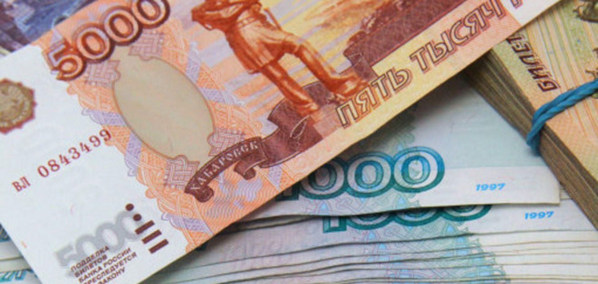 Аннексированный Крым окончательно перевели на рубли