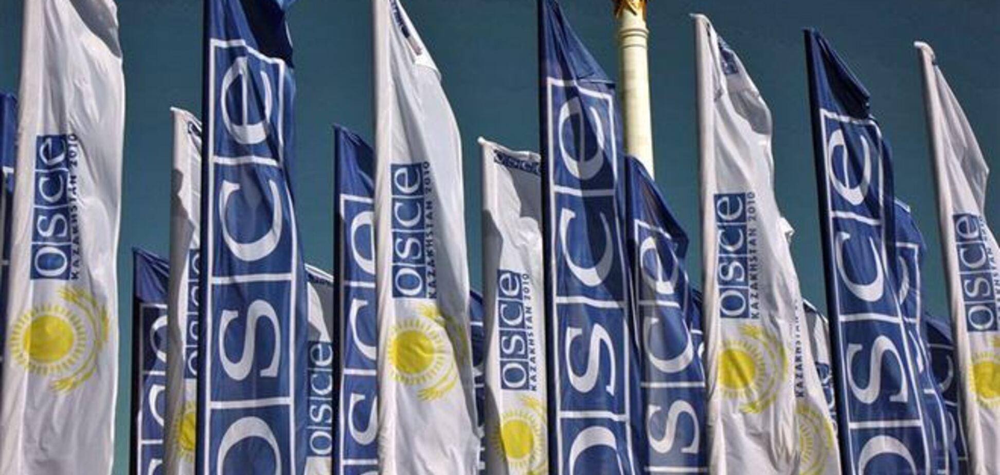 ОБСЕ не подтверждает информацию об освобождении своих наблюдателей на Донетчине