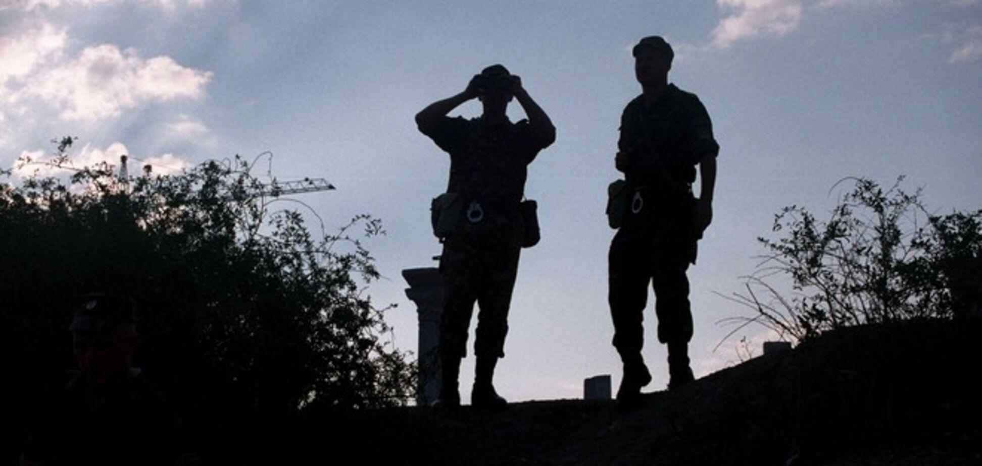 У нас каждый день столкновения с боевиками, в том числе - из РФ - глава Госпогранслужбы