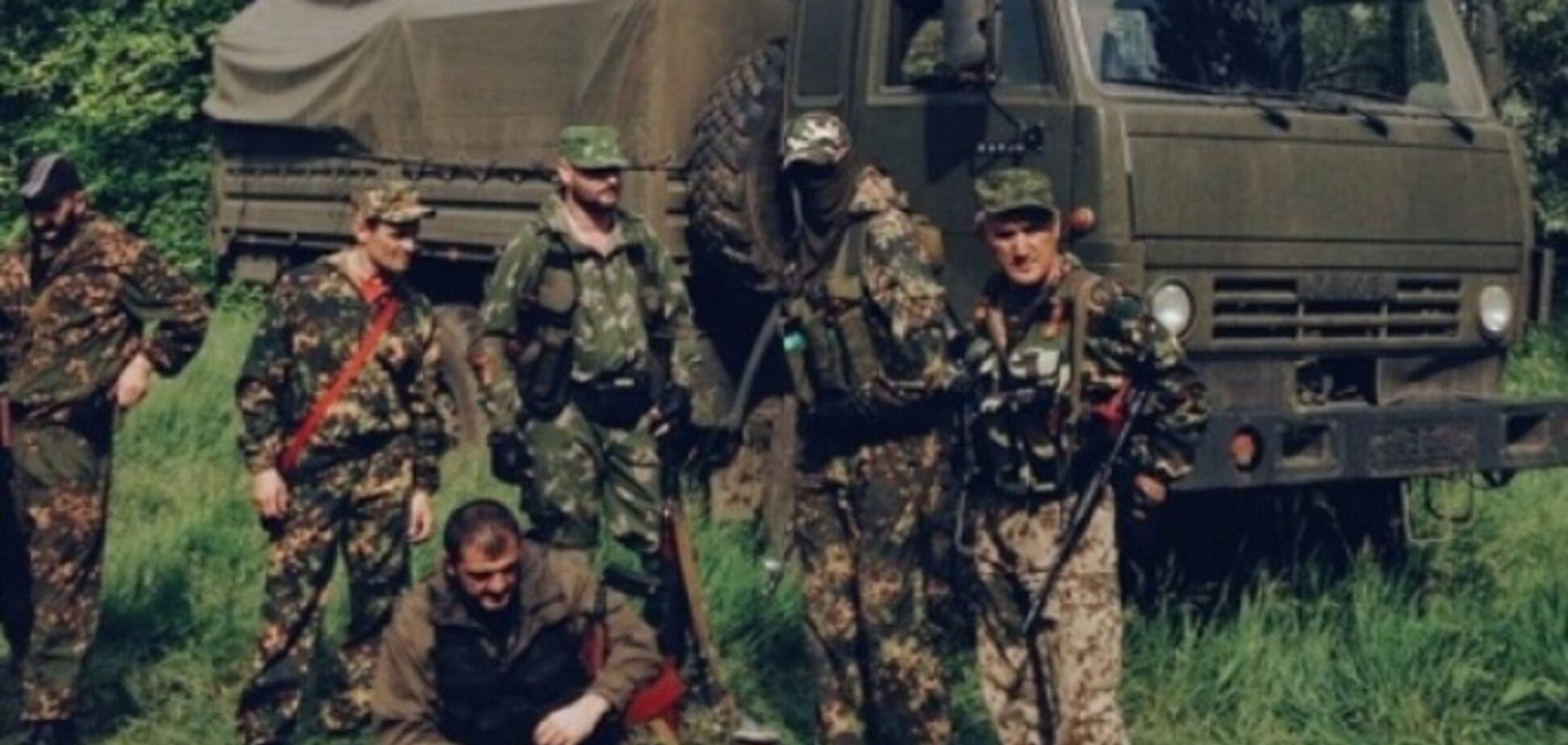 В составе террористического батальона 'Восток' воюют экс-беркутовцы - журналист