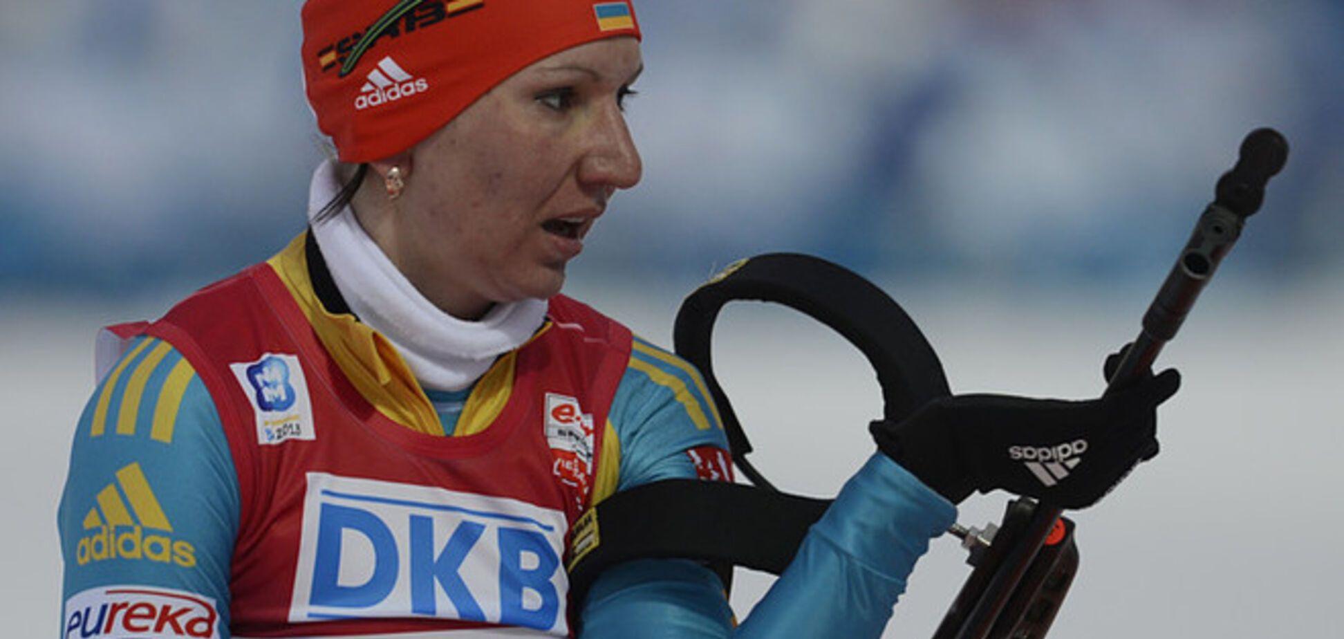 Украинскую олимпийскую чемпионку в России считают снайпером АТО