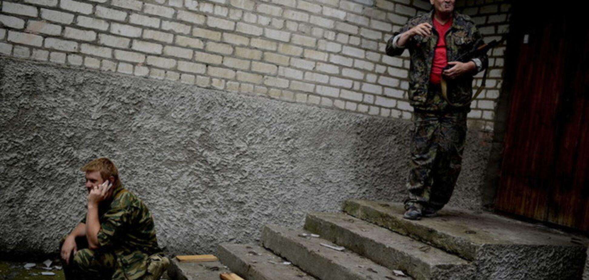 В Славянске боевые действия оставили людей без света