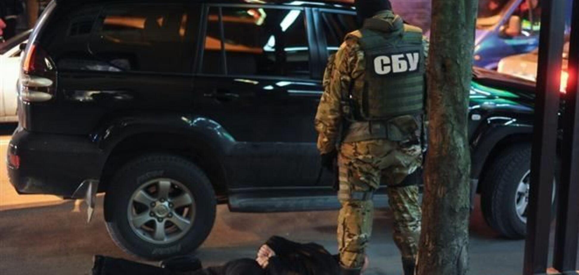 СБУ задержала соучредителя запорожского предприятия, который 'заказал' своего конкурента