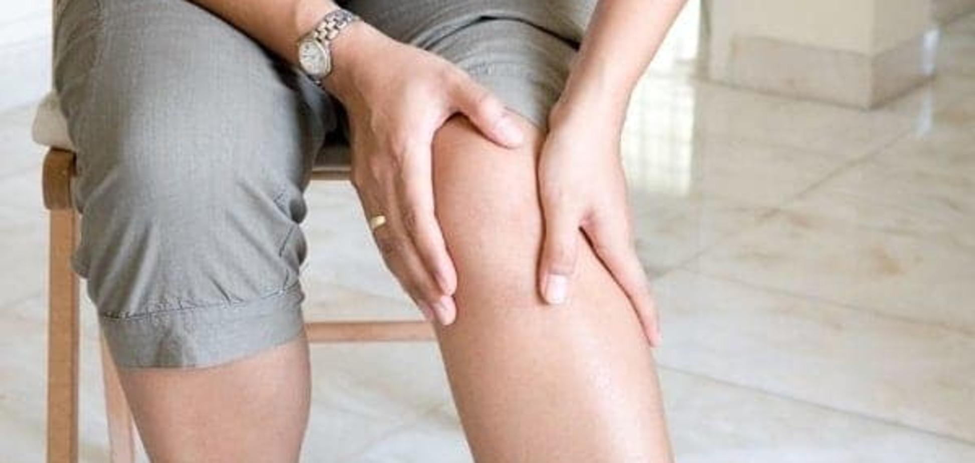 Беспокоит венозная сетка на ноге?