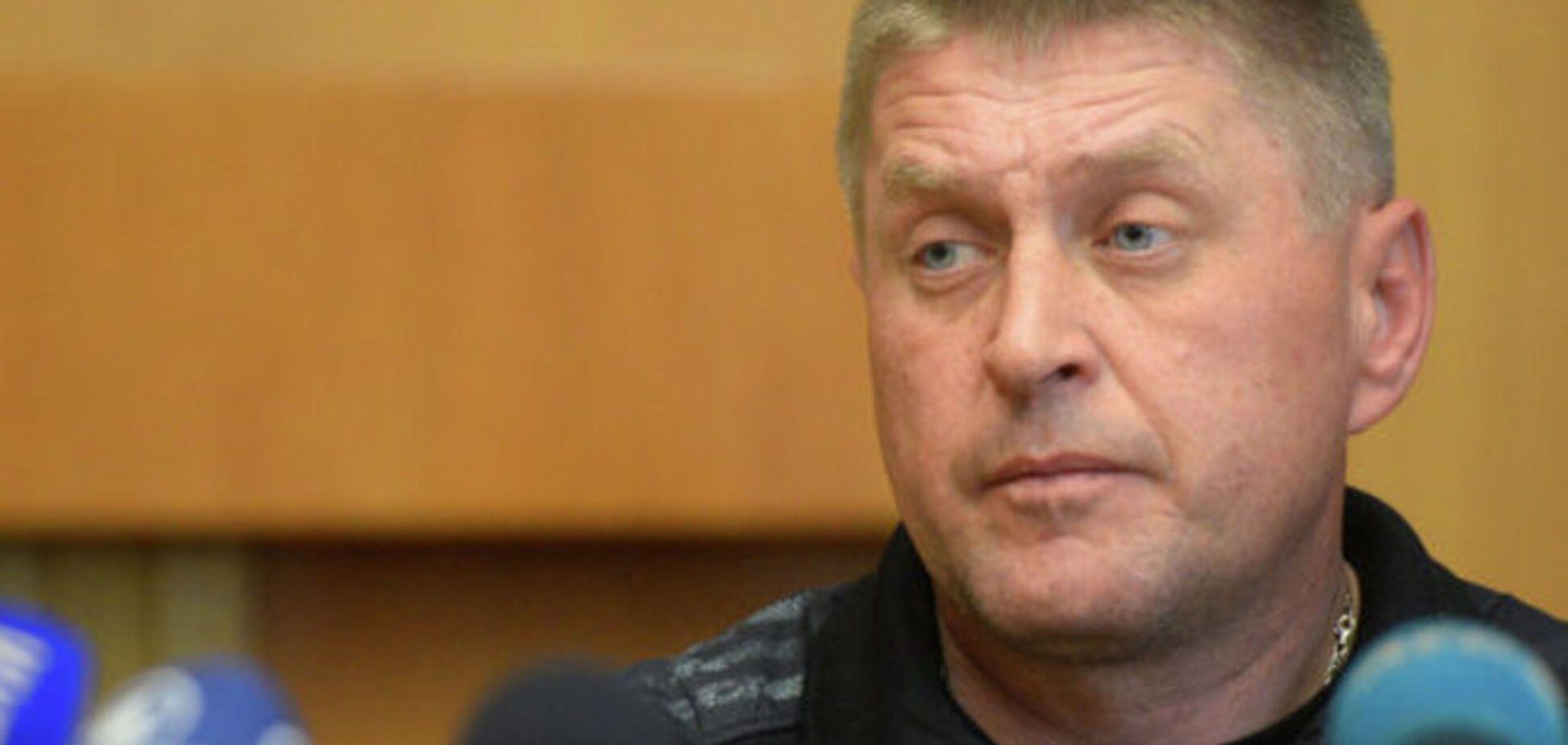 Террористы рассказали, где держат Пономарева