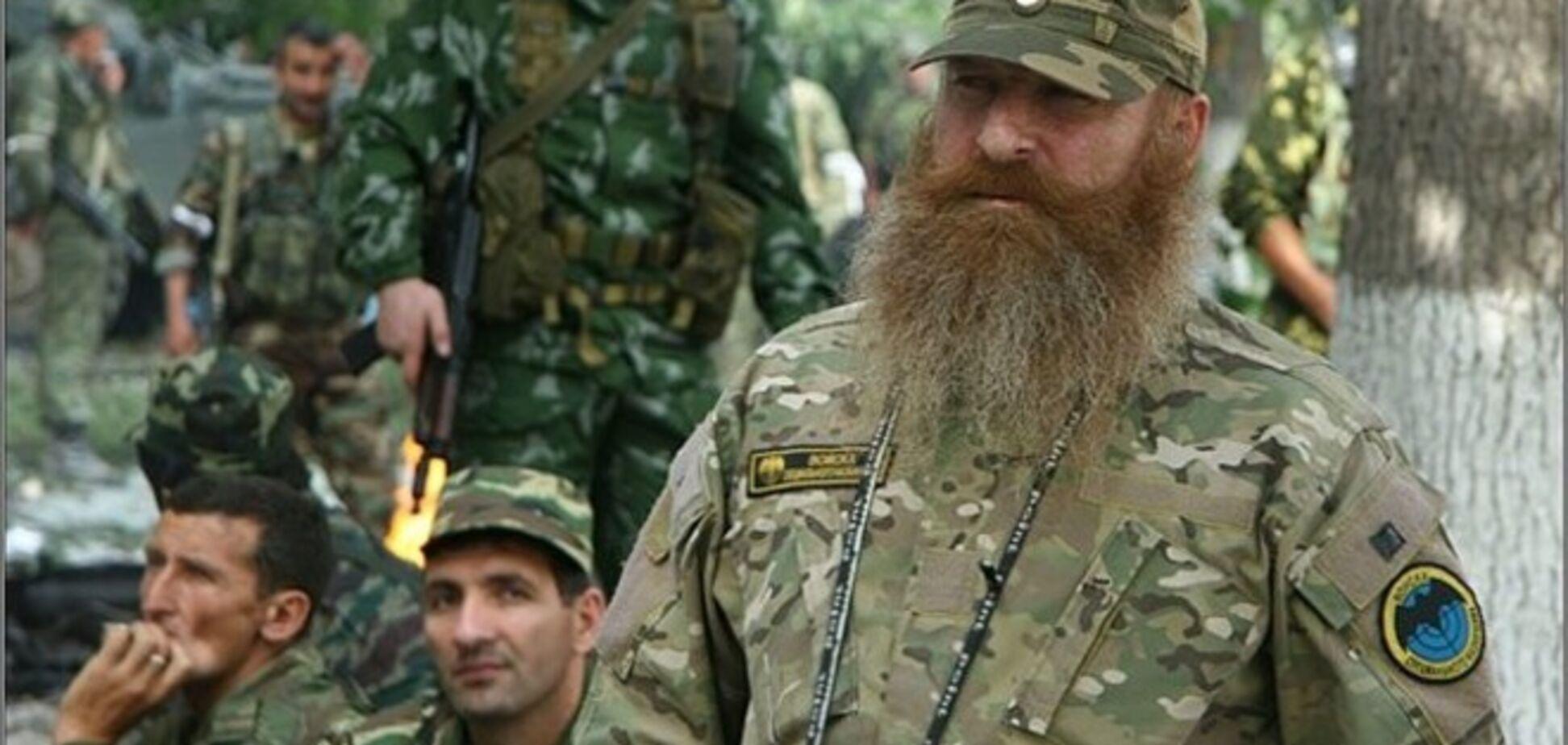 Чеченские наемники собираются сжечь Славянск дотла - источник