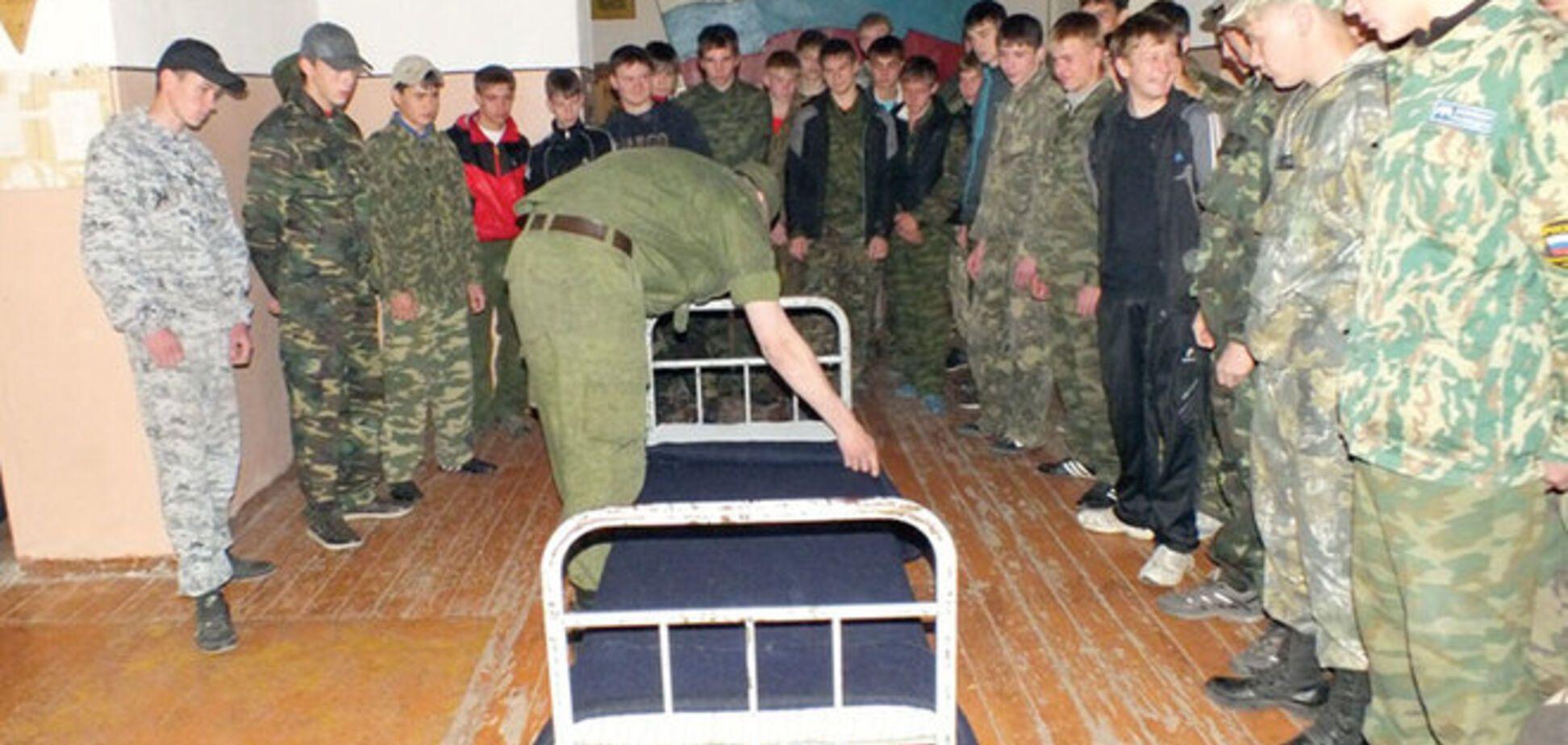 Обдарованих кримських дітей почали готувати до служби в російській армії