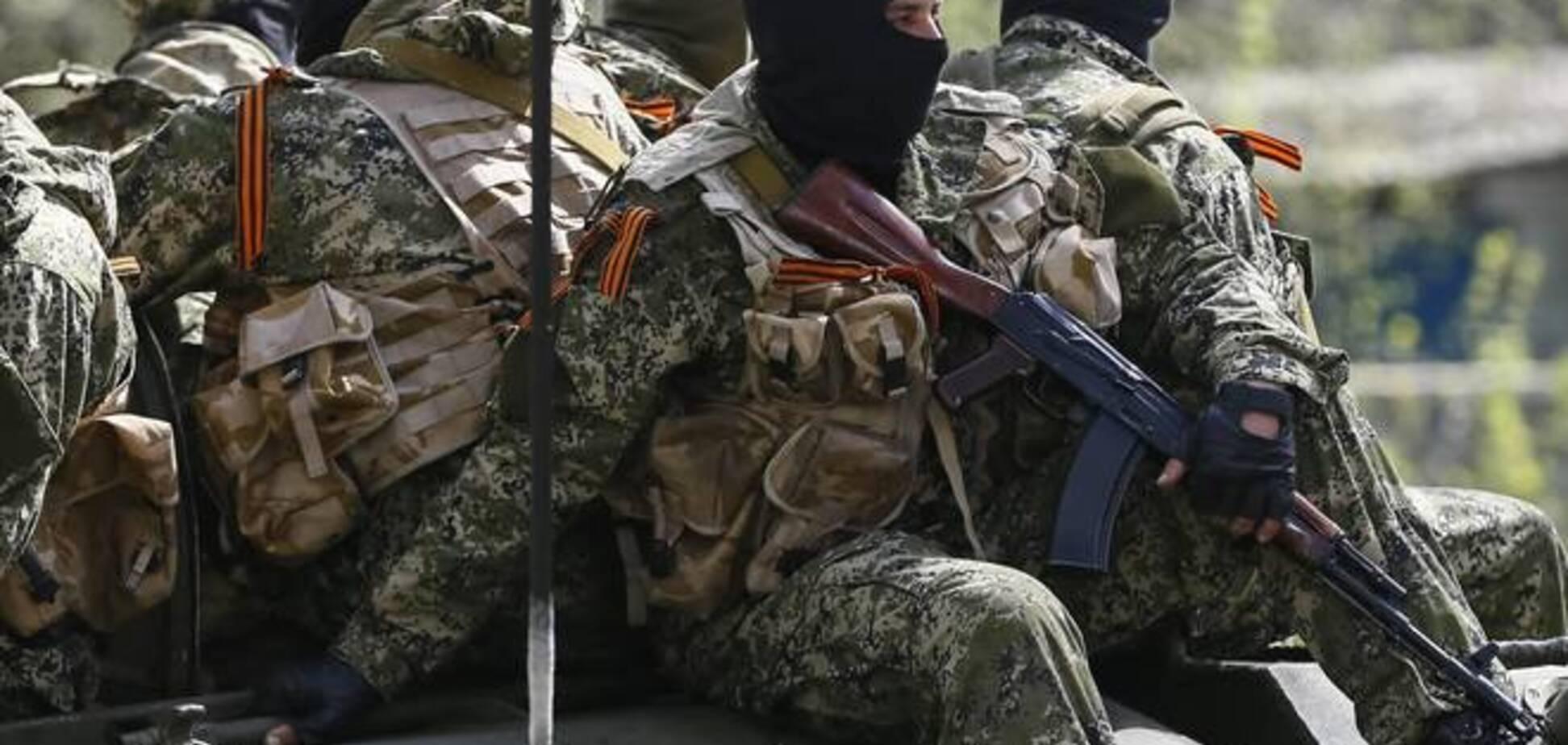 На Луганщину прибыло 200 вооруженных диверсантов из Краснодара и Казахстана - СМИ