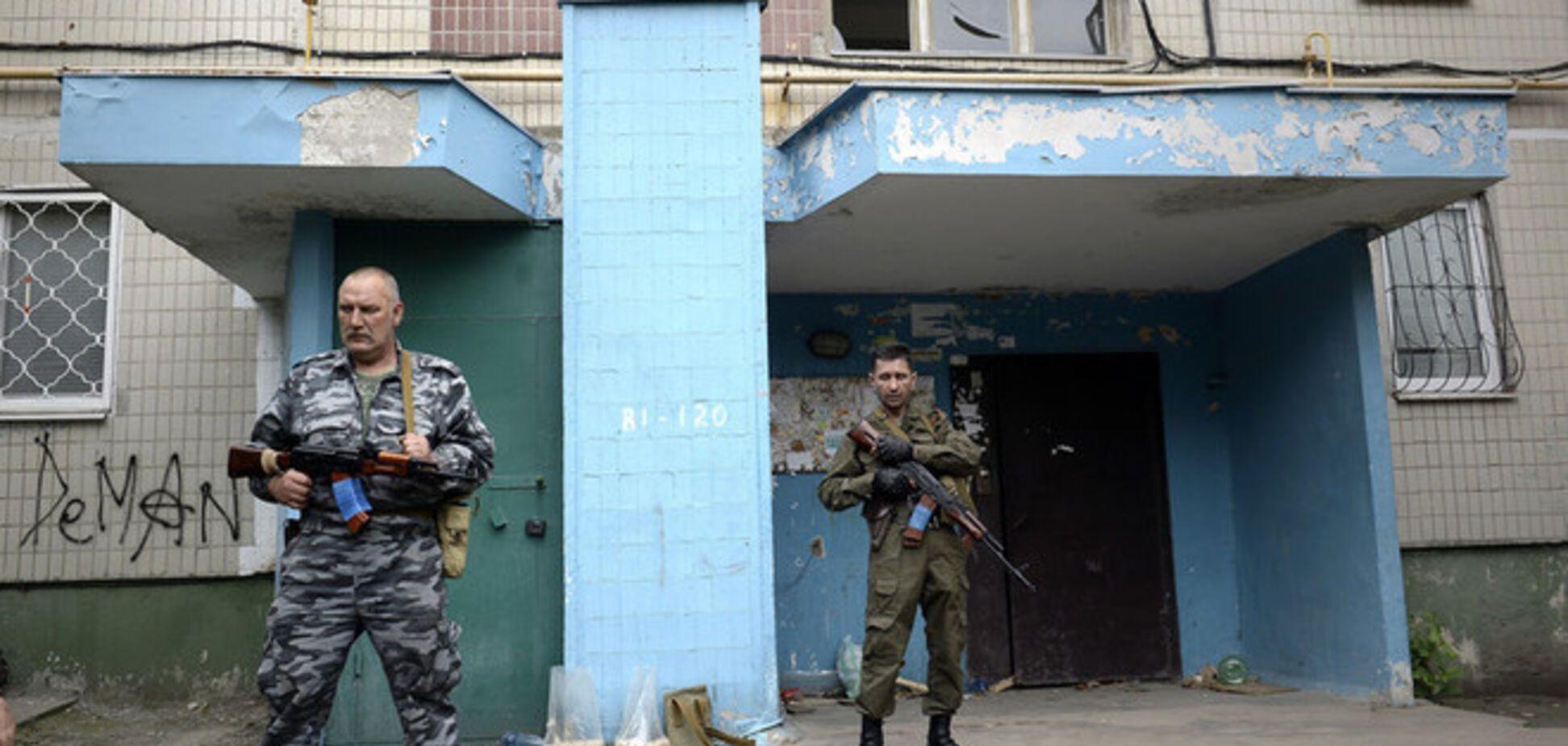 Журналист: луганчане пассивны к сепаратизму, но их пугают террористы