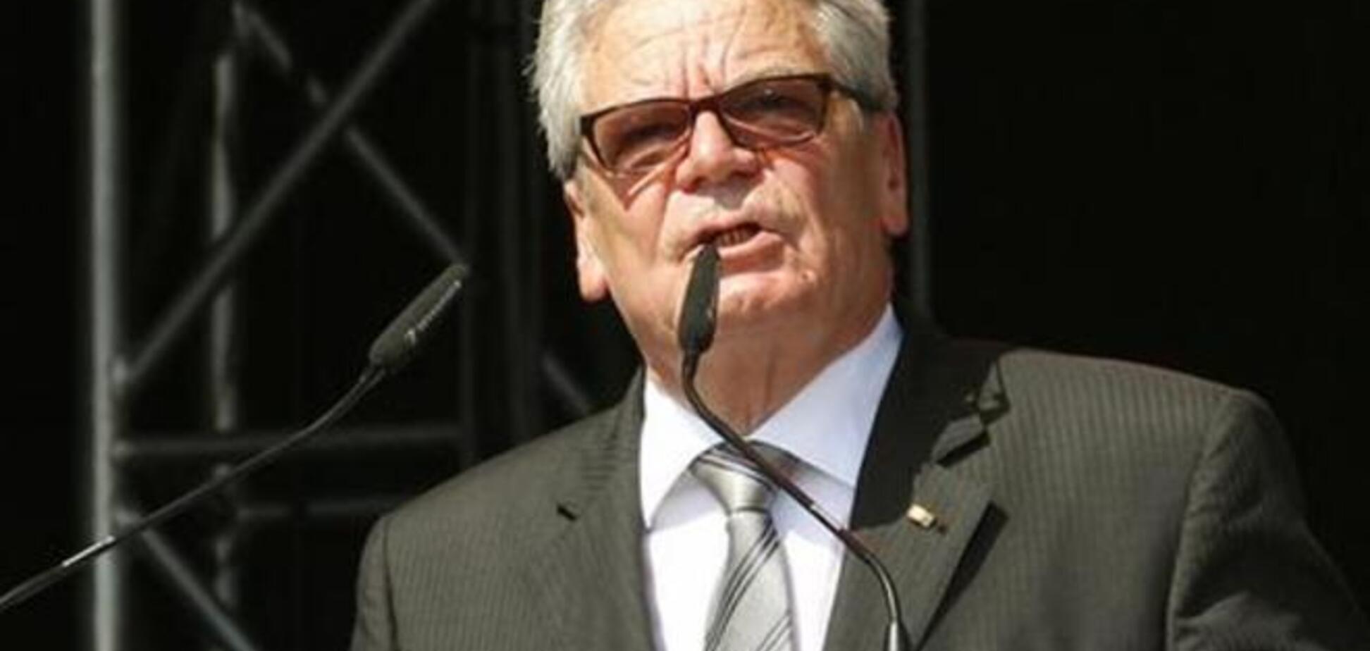 Суд разрешил Президенту ФРГ обзывать радикалов 'придурками'