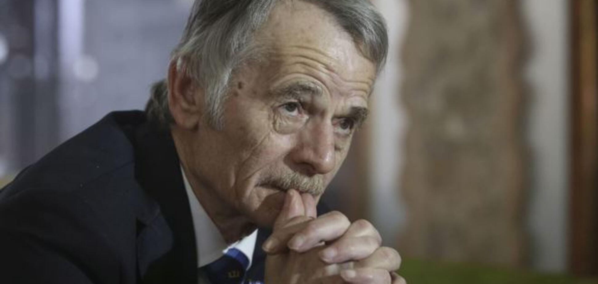Джемилев ждет от Путина 'старой советской политики' в оккупированном Крыму