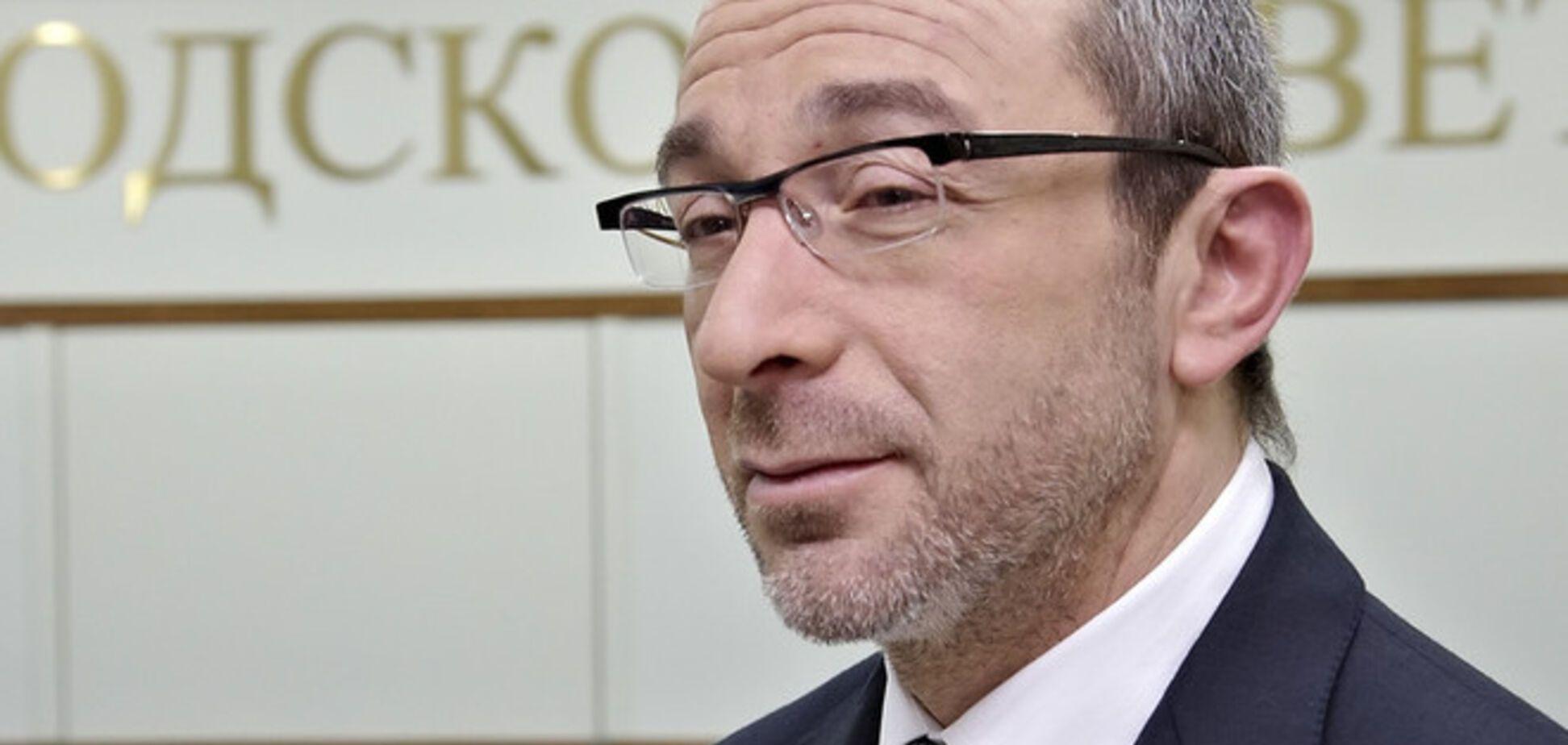 Порошенко попросили назначить Кернеса губернатором Харьковщины
