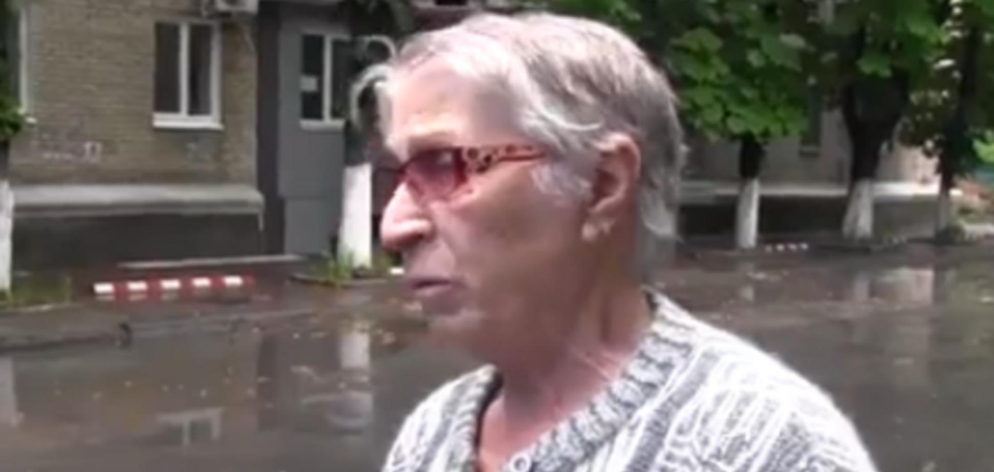 Мать задержанного боевиками фейкового мэра Славянска уже просит горожан защитить ее сына