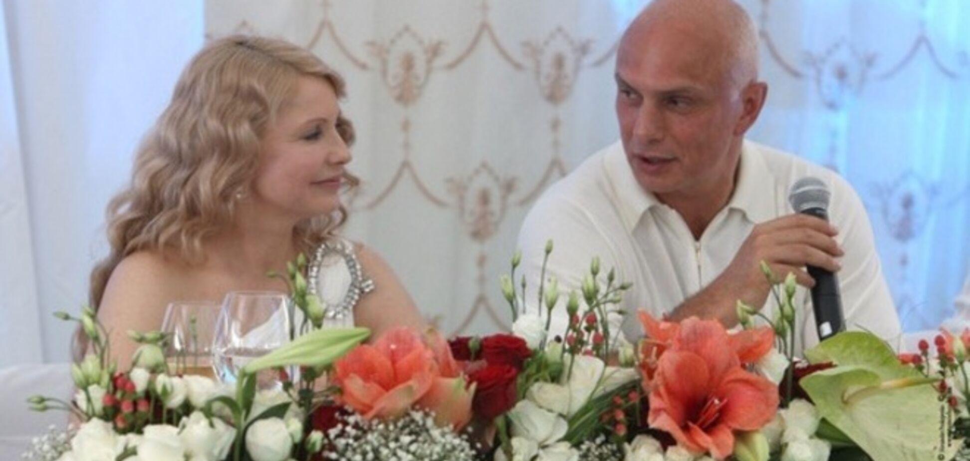 Муж Тимошенко вернулся в Украину