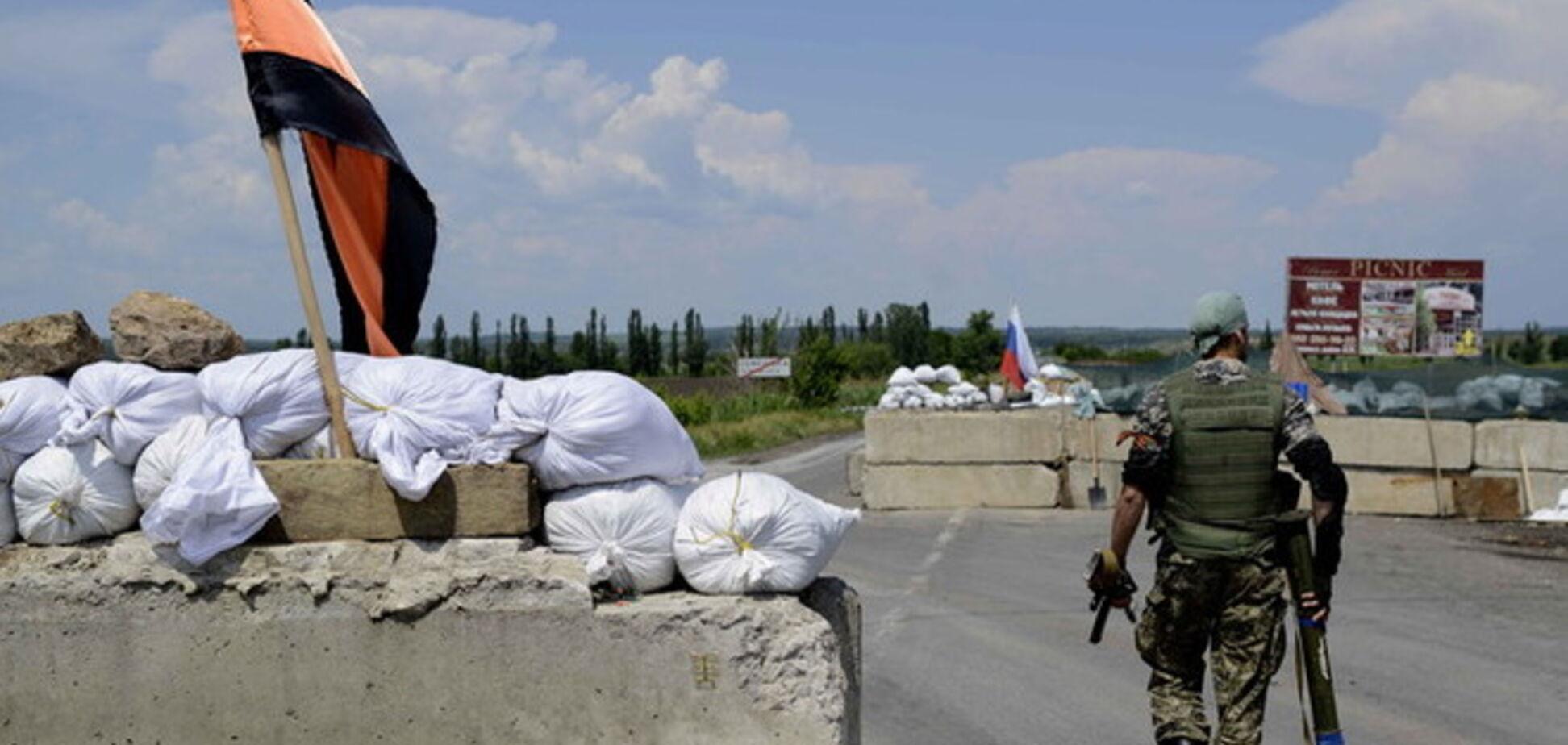 Луганский водитель дал советы, как без проблем преодолеть блокпосты террористов