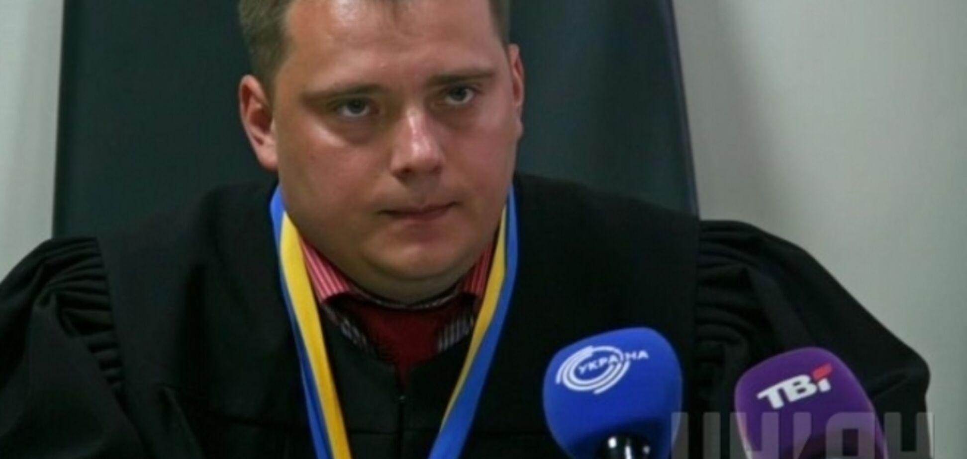 Лозінського звільнив суддя, який судив Автомайданівці