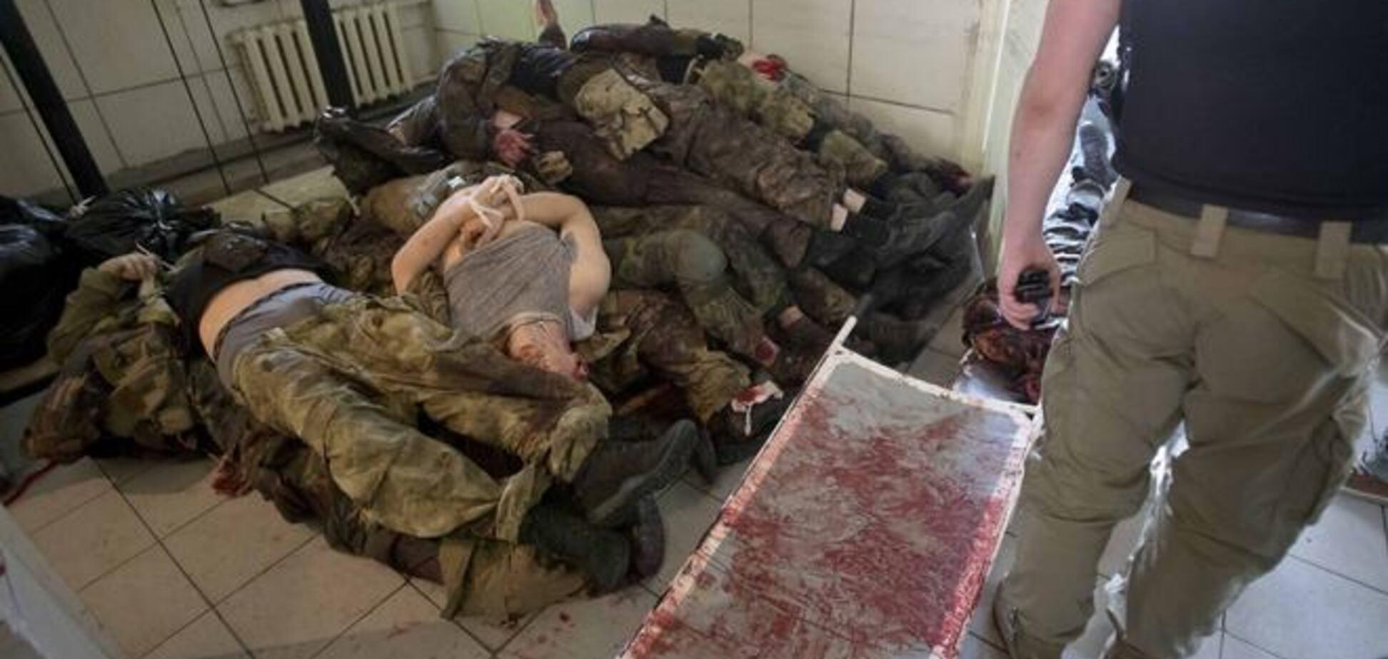 Террористы бросают своих раненых, среди убитых много русских - боец Нацгвардии