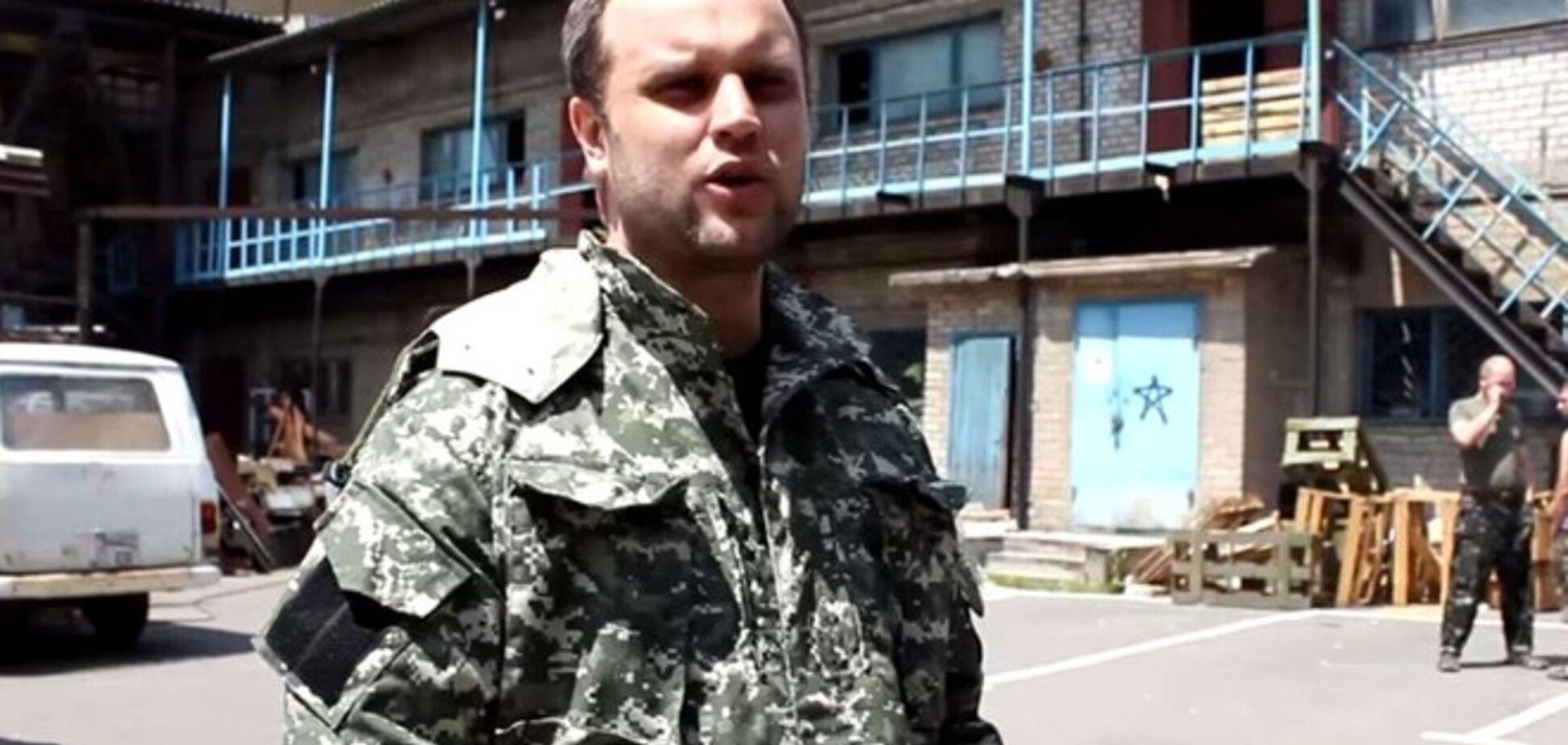 Губарев заявляет, что русская церковь благословила террористов на 'войну'