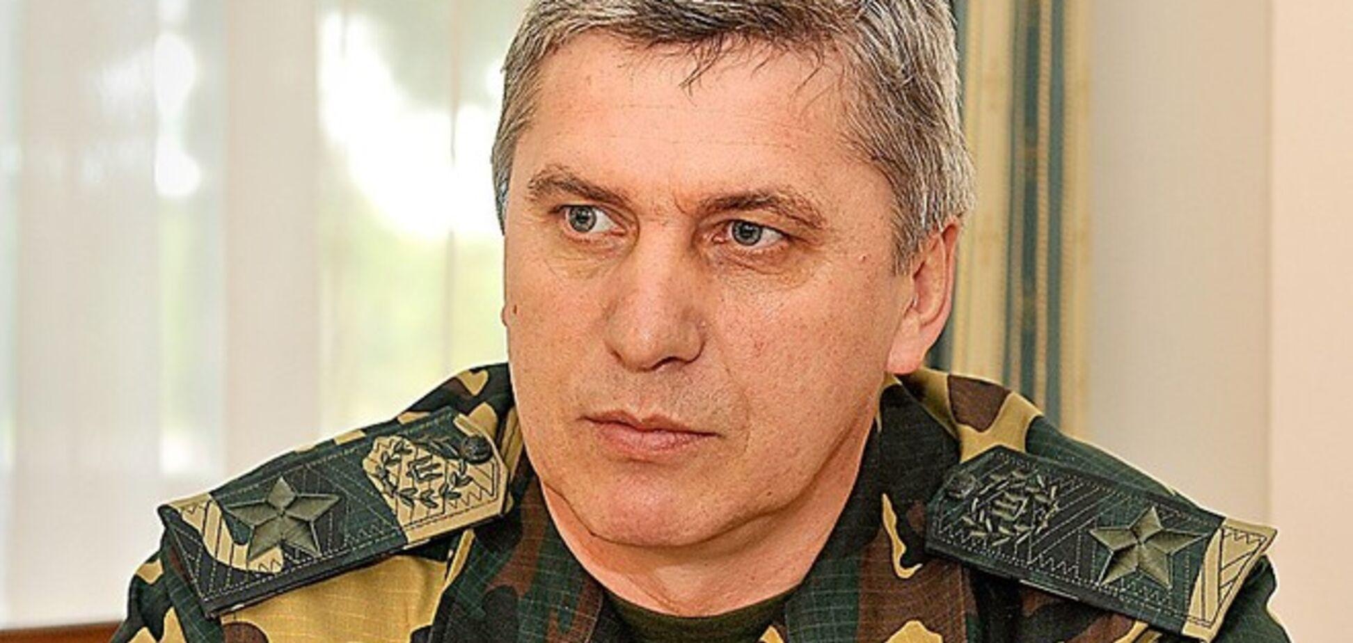 Украинские генералы Литвин и Шишолин тратят больше, чем зарабатывают