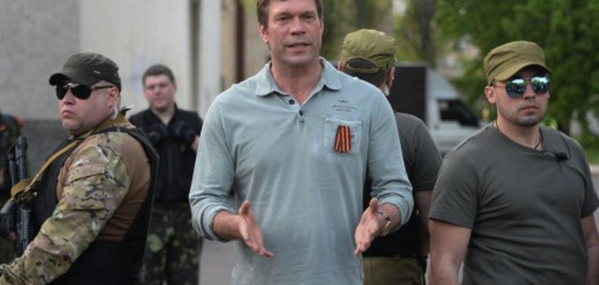 Луганский губернатор: арестовать Царева пока невозможно