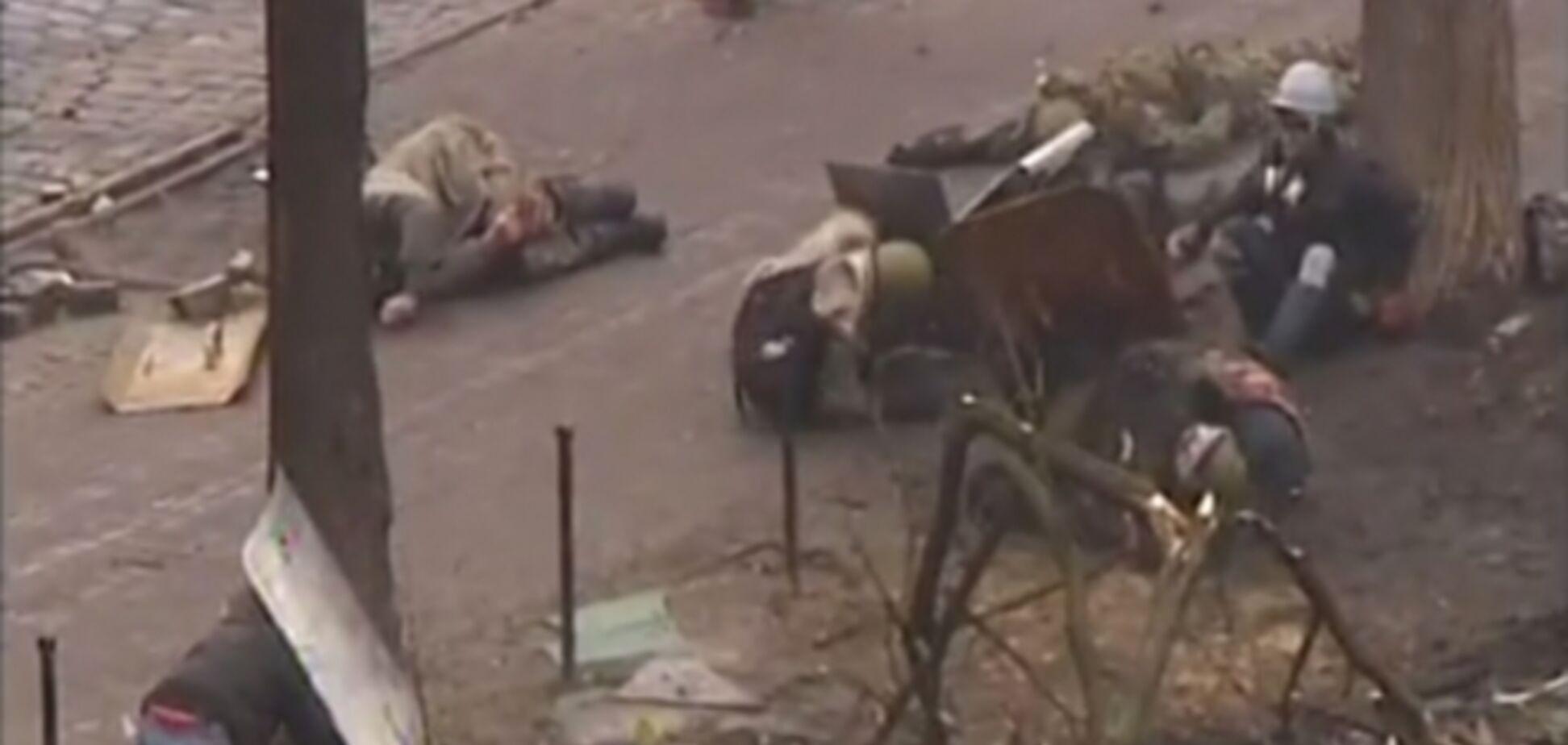 Москаль рассказал, что за снайперами на Майдане стоит СБУ