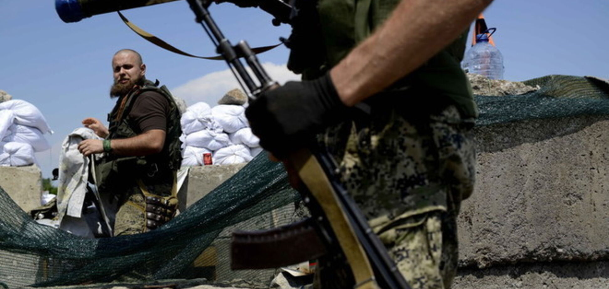 На Донетчине террористы освободили похищенного 9 июня проукраинского активиста