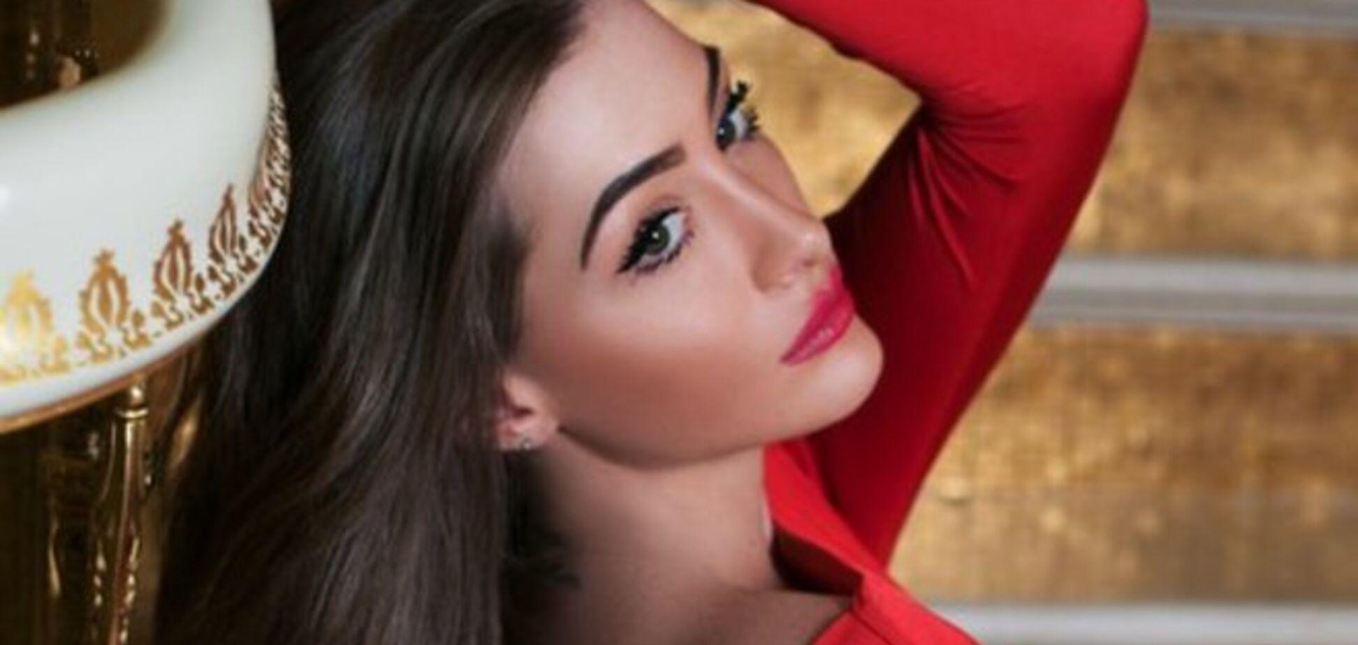 Дочь нардепа-олигарха Жвании показала секси-фото в нижнем белье