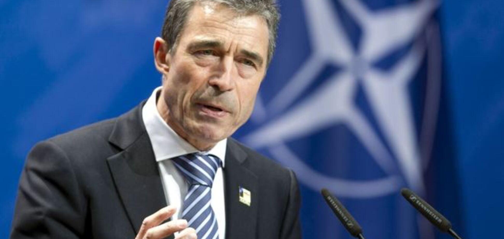 НАТО по-прежнему обеспокоено действиями России относительно Украины