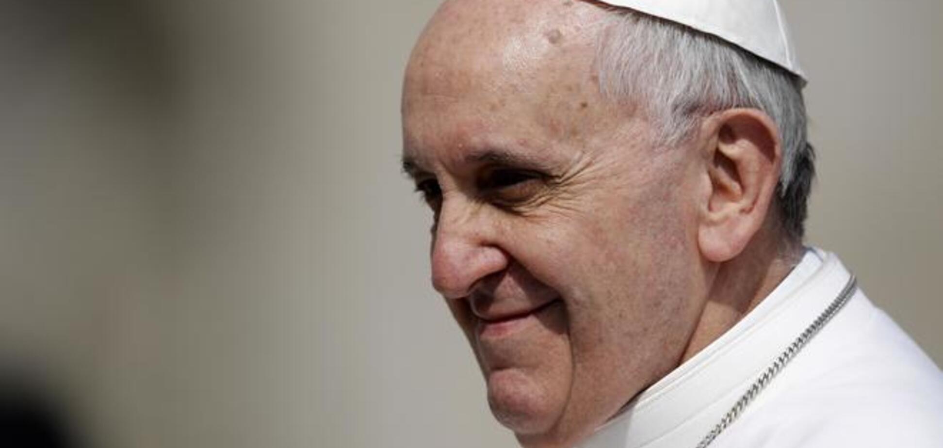 Папа Франциск записав відеозвернення до учасників ЧС з футболу