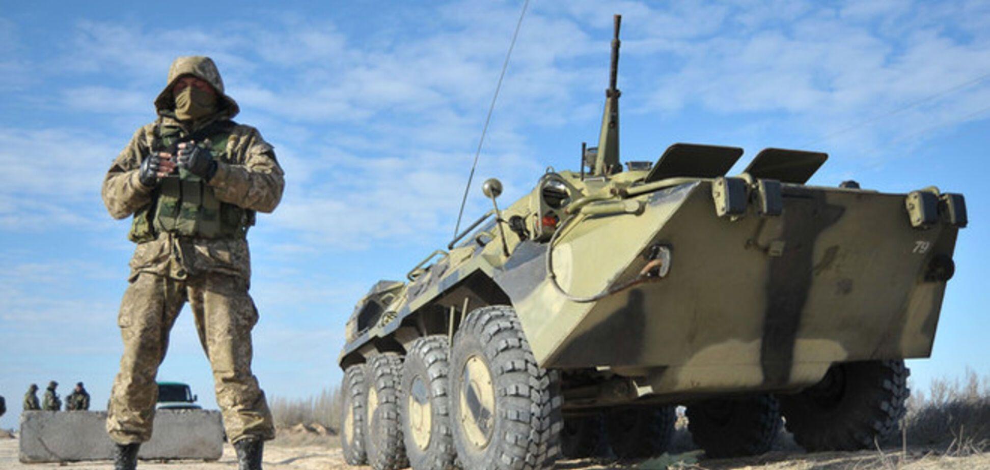 У Авакова уверяют, что с 14 июня граница с РФ будет перекрыта бронетехникой и силовиками