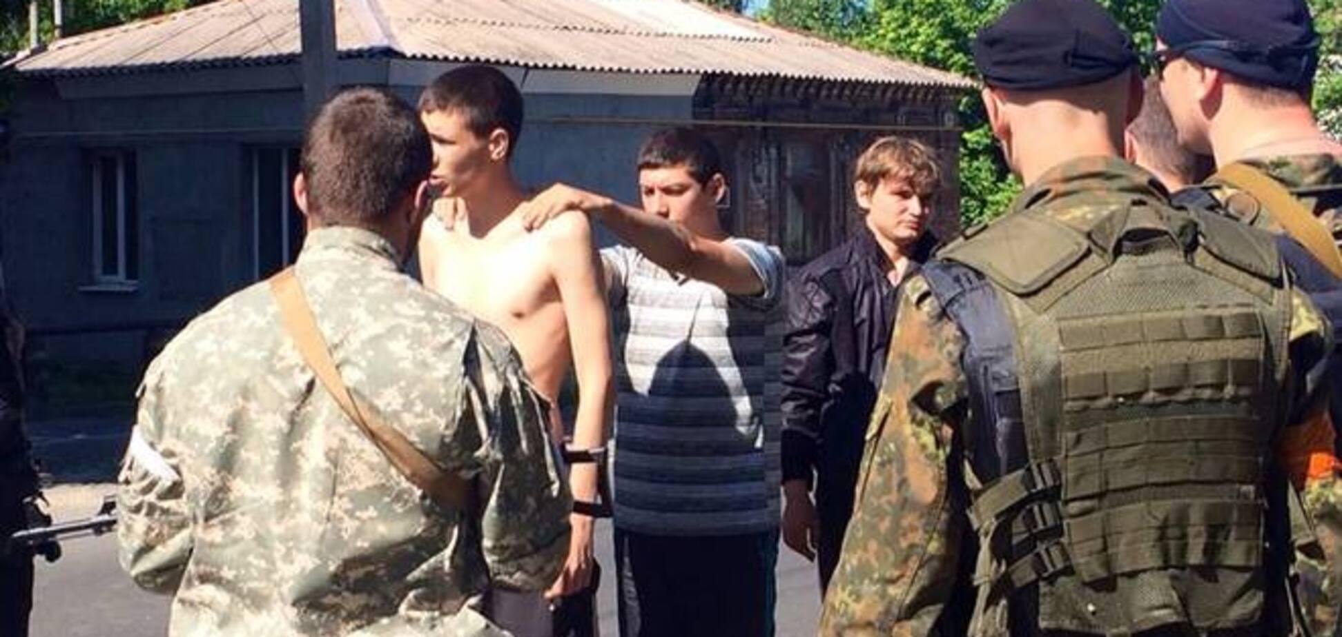 В Мариуполе силовики во время АТО задержали известных криминальных авторитетов