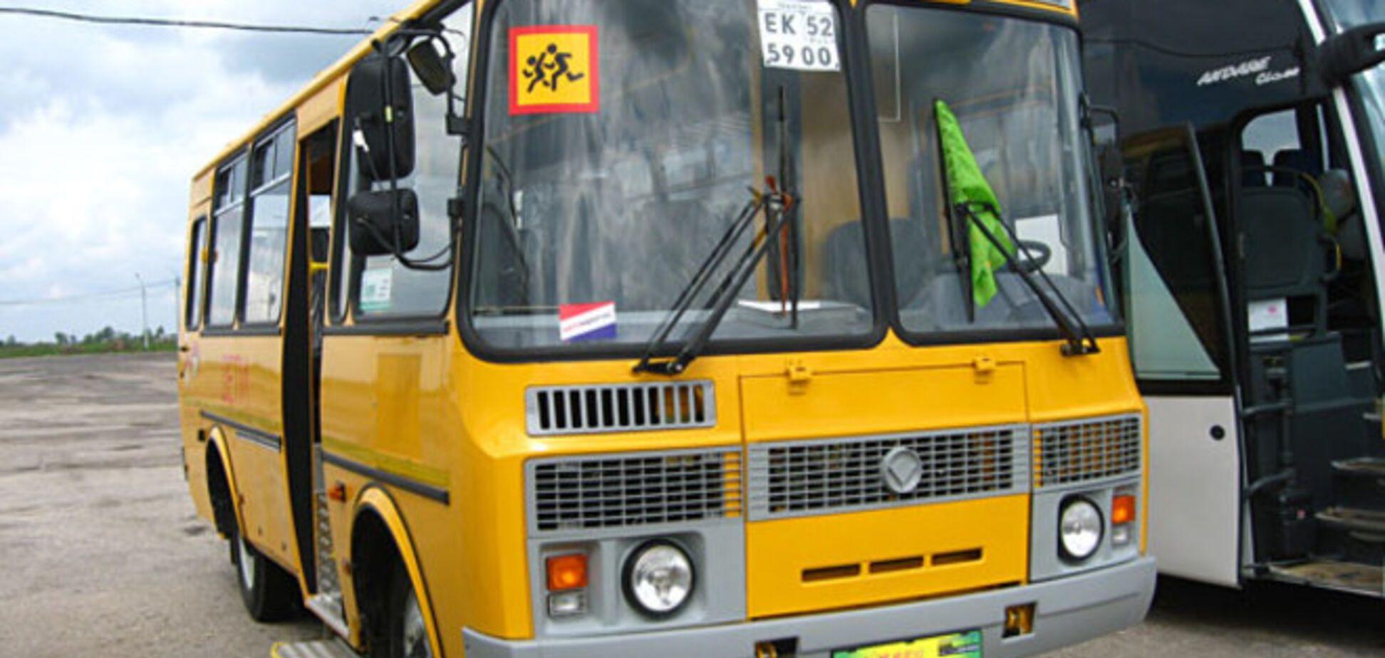 Автобусы с детьми будет сопровождать спецназ ДПС