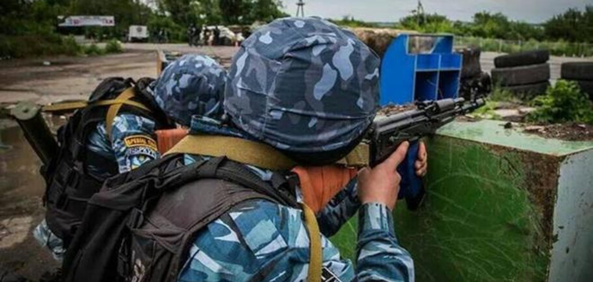 В аэропорту Луганска пожара нет, он под контролем украинских военных - ОГА