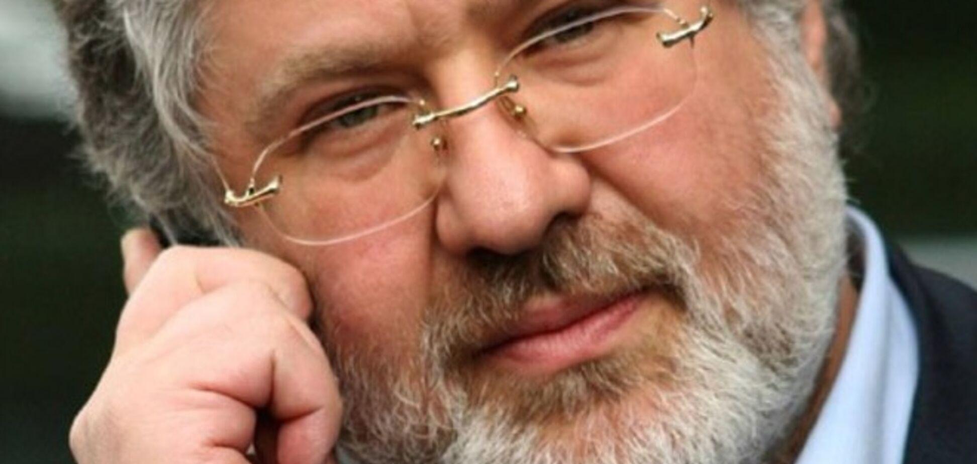 Коломойский популярно объяснил желающим поживиться депутатам, почему им не стоит соваться в Днепропетровск