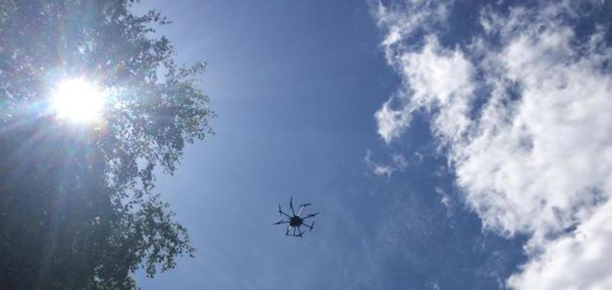 Батальон 'Донбасс' закупил беспилотники для ведения разведки