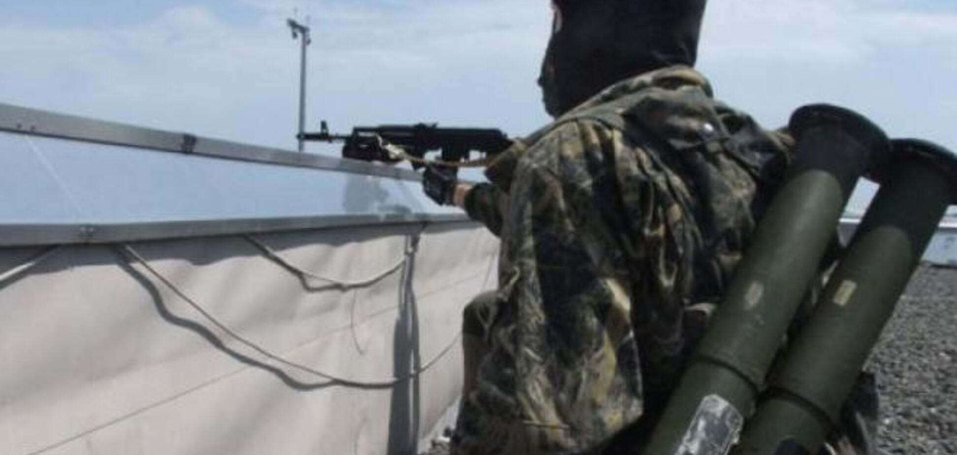 Тымчук: боевики отчаянно сопротивляются, силы АТО несут потери
